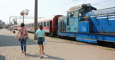 Măsuri drastice în cazul unui șef de tren. Pentru ce a fost pedepsit de conducere