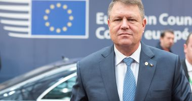 Preşedintele Klaus Iohannis participă la Summitul PPE, la Bruxelles