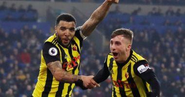 Fotbal, Cupa Angliei: Watford intenţionează să facă apel împotriva cartonaşului roşu primit de Holebas