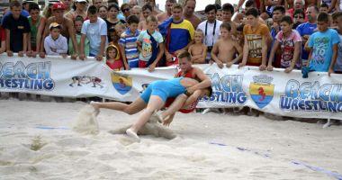 Se încinge nisipul pe plaja Laguna! Pregătiri pentru Cupa Callatis
