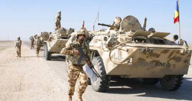 Se întorc militarii români din Afganistan