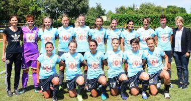 Selena Constanța ar putea retrograda din Liga 1 la fotbal feminin