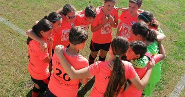 Selecții de tinere jucătoare la Selena, pentru o echipă puternică