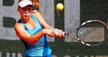 US Open. Selma Cadâr a părăsit proba de simplu,  dar continuă la dublu