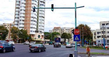 Zona Capitol, modernizată. Administrația locală montează semafoare inteligente