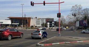 Proiect nou privind vizibilitatea semafoarelor din Constanța