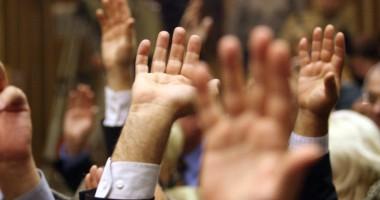 Senatorii au dat undă verde proiectului de lege privind criza financiară şi insolvenţa primăriilor