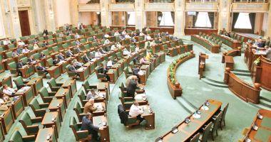 Proiectul privind carantinarea și izolarea se va dezbate astăzi în Plenul Senatului