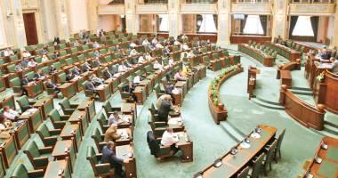 Senatul a votat reducerea vârstei de pensionare pentru mamele cu trei copii