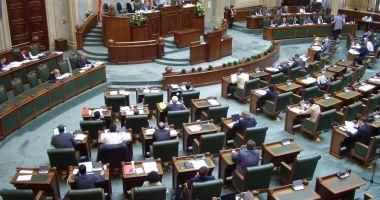 Senatorii au respins proiectul pensiilor din sistemul public