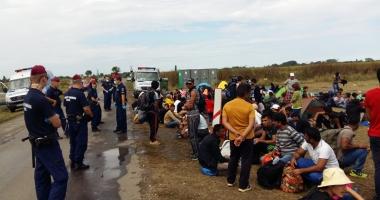 Sentinţă record. 103 ani de închisoare pentru trafic de migranţi