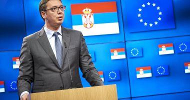 """""""Serbia trebuie să accepte pierderea controlului asupra provinciei Kosovo"""""""