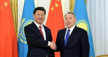 Se reface DRUMUL MĂTĂSII. Contracte  de 26 de miliarde de dolari agreate  de China şi Kazahstan, la summitul G20