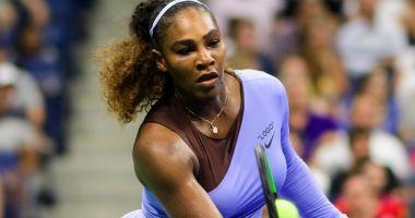 US OPEN. Serena Williams şi Sloane Stephens şi-au aflat adversarele