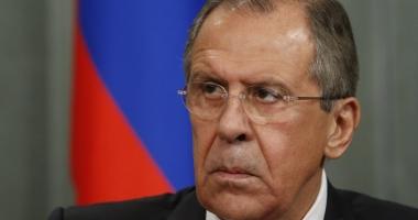 Serghei Lavrov: Liderii unor țări din UE s-au implicat deschis în campania electorală din SUA