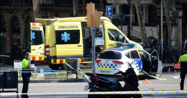 Serviciile spaniole, alertate de americani înaintea atentatului de la Barcelona