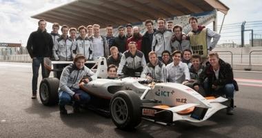 Se scrie istoria! Olandezii au cea mai rapidă maşină electrică şi vor să intre în F1