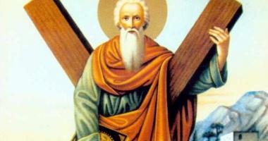 Sfântul  Apostol Andrei, ocrotitorul românilor