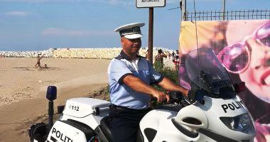 Vacanţă fără probleme! Sfaturi de la poliţişti pentru turiştii aflaţi pe litoral
