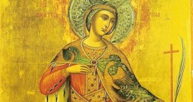 Sărbătoarea Sfintei Ecaterina