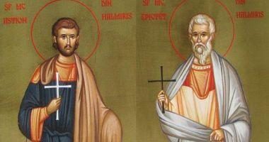 Sărbătoare mare la Biserica Ortodoxă