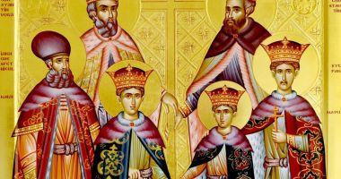 Sfinții Martiri Brâncoveni, cinstiți de Biserica Ortodoxă română