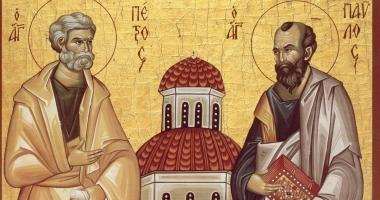 De astăzi, intrăm în postul Sfinţilor Petru şi Pavel. Ce nu avem voie să facem