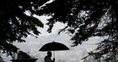 O nouă informare meteo de ploi şi vijelii!
