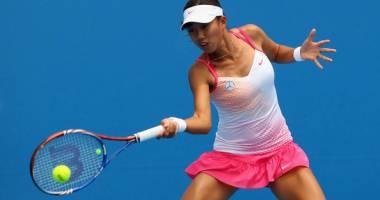 Tenis / Shuai Zhang s-a calificat în sferturile de finală la Australian Open