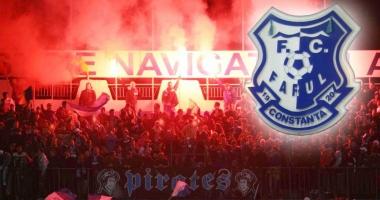"""Sigla FC Farul, adjudecată pentru 1.076.000 lei după o licitaţie dramatică. """"Nu se vor plăti niciodată aceşti bani!"""""""