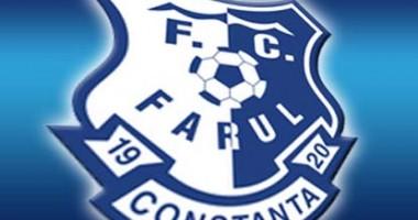 Fotbal / FC Farul - CS Otopeni. Vezi aici formațiile de start