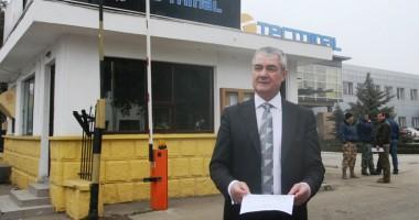 """""""Oil Terminal"""" va deschide acţiune în justiţie împotriva fostului director general Silviu Wagner"""