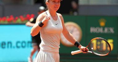 Tenis / Simona Halep joacă azi în semifinale la Roma cu Maria Şarapova