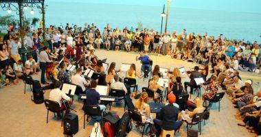 Seri de neuitat pe litoral cu orchestra simfonică