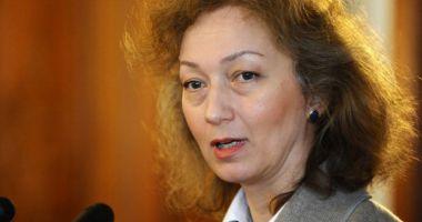 Simina Tănăsescu - numită judecător la CCR