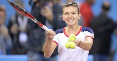 Tenis / Simona HALEP s-a calificat �n turul trei la US Open