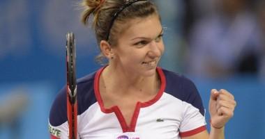 Simona Halep, favorita nr. 2 a turneului de la Wuhan