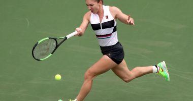 Simona Halep, eliminată din turneul de la Dubai