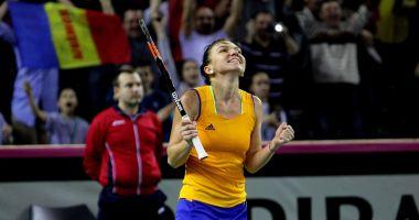 Simona Halep, nominalizată la Heart Award pentru evoluţia din Fed Cup