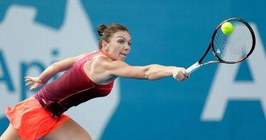 Tenis, WTA Eastbourne: Simona Halep și Raluca Olaru s-au calificat în semifinalele probei de dublu