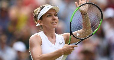 Simona Halep, calificată în premieră în finala de la Wimbledon