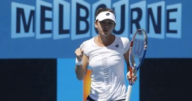 Simona Halep o înfruntă pe Katarzyna Piter, în primul tur la Australian Open