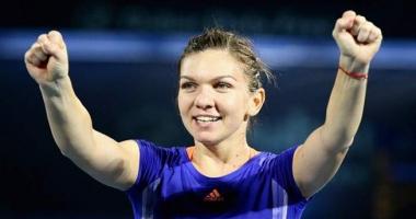 Simona Halep,  aleasă cea mai bună jucătoare a lunii mai