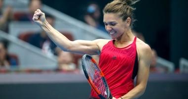 Simona Halep debutează, astăzi, în Turneul Campioanelor