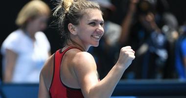 Simona Halep, la un pas de sferturile de finală ale Australian Open