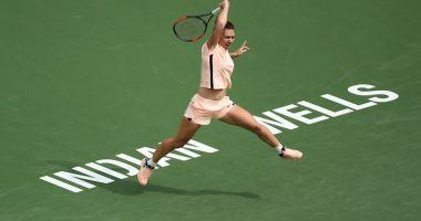 Simona Halep s-a calificat în turul 3 la Miami