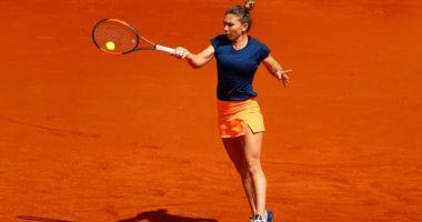 Simona Halep a confirmat prezenţa în turneul de la Madrid