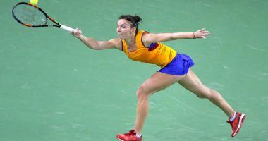 Simona Halep, confirmată în lotul de Fed Cup al României pentru meciul cu Elveţia