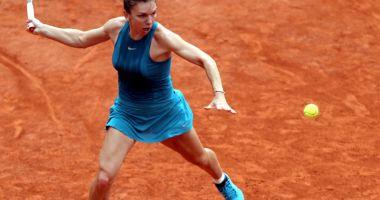 Victorie la pas pentru Simona Halep, în optimile de la Roland Garros