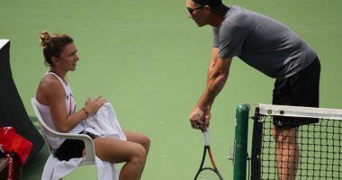 """Simona Halep: """"Nu este uşor să îmi aleg un alt antrenor"""""""